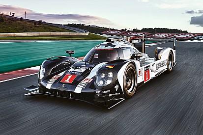 Galeria: Porsche mostra 919 Hybrid para temporada do WEC