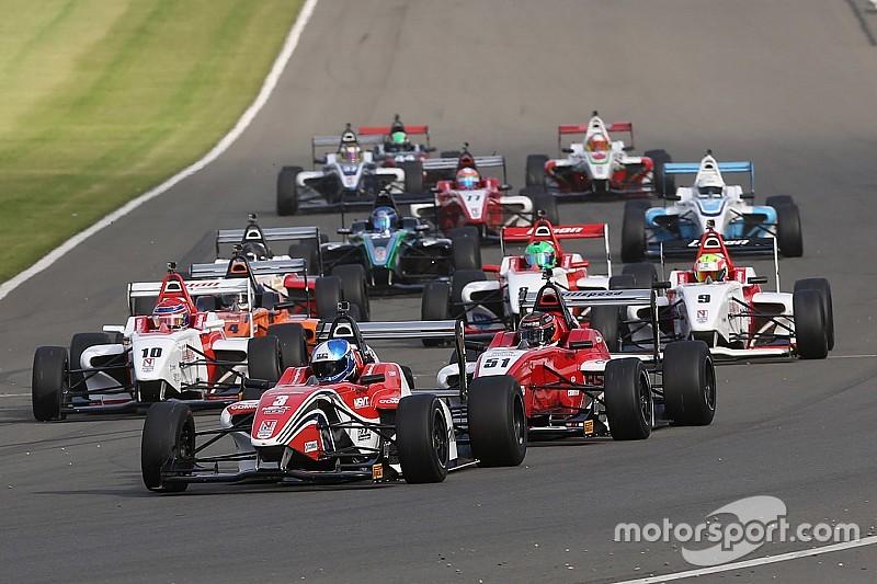 BRDC F4 rebranded as British Formula 3
