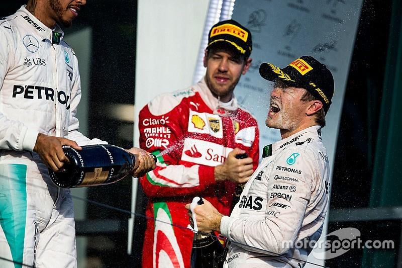 ¡A Mil Por Hora! Temporada nueva. Nueva vida: Rosberg rompe triunfando