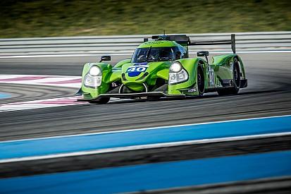 Olivier Pla et la Ligier du Krohn Racing les plus rapides au Castellet