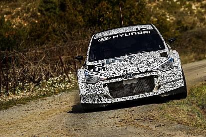 Kevin Abbring potrebbe portare al debutto la Hyundai i20 R5 già in estate