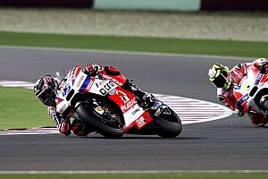 MotoGP Interview Redding - Une