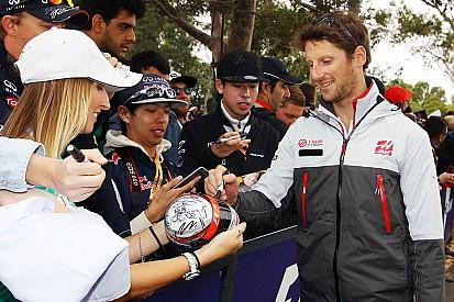 Grosjean relance sa carrière après l'éprouvant épisode Lotus