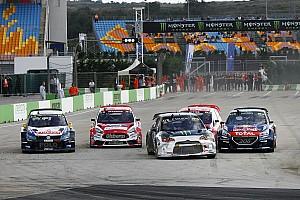 WK Rallycross Nieuws Zeventien auto's in wereldkampioenschap rallycross
