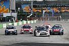 Zeventien auto's in wereldkampioenschap rallycross