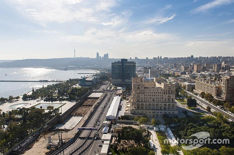 Bakú será el callejero más rápido del mundo, dice Tilke