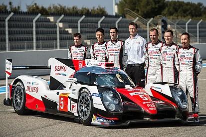 Toyota plant drittes Auto für Le Mans 2017