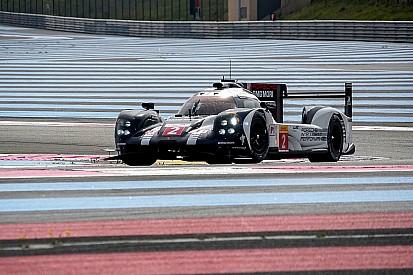 Porsche snelste bij aanvang WEC-proloog op Paul Ricard