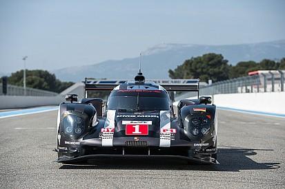 Hartley - Porsche garde les mêmes objectifs pour 2016