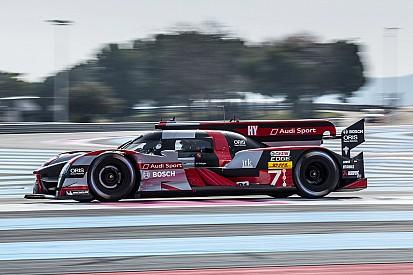 Audi spiekt niet bij Porsche, aldus Dieter Gass