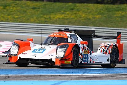 Booth - Le Mans et le WEC m'ont sauvé de la retraite