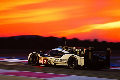 Porsche voert tijdenlijst ook aan in avondsessie WEC-proloog
