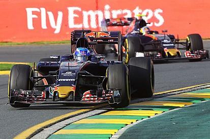 Red Bull - Toro Rosso va rester compétitif