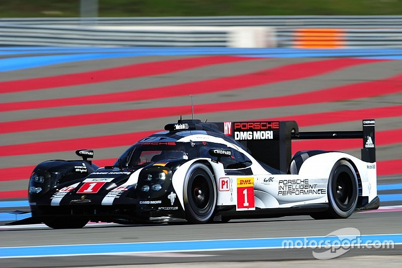 Prologue - Le meilleur chrono du week-end pour Porsche