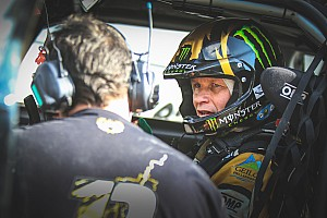 World Rallycross Intervista Solberg: