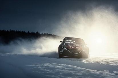 Petter Solberg: Sebastien Loeb ist ein Titelanwärter in der Rallycross-WM 2016