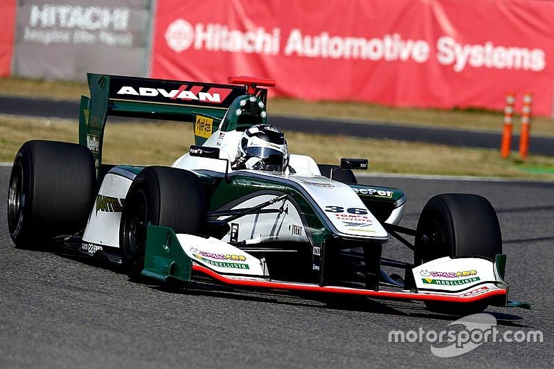 Lotterer - La Super Formula devrait être une voie d'accès à la F1