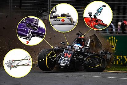 Technique - Les avancées de la sécurité qui ont sauvé la vie d'Alonso