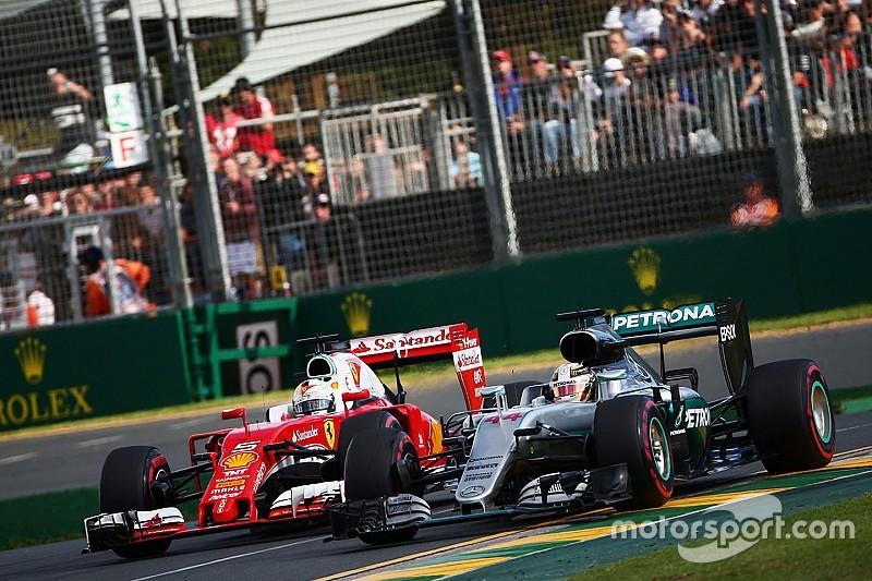 Mesmo com Ferrari perto, Bernie aposta em título de Hamilton