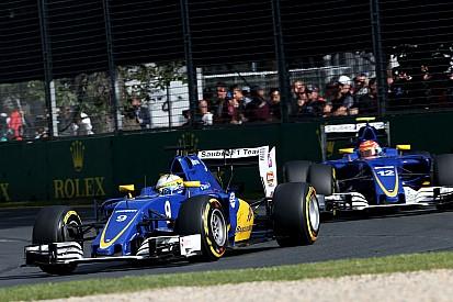 Sauber - Les problèmes de la F1 sont fondamentaux