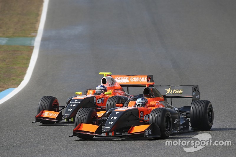 Tech 1 и Pons покидают Формулу V8 3.5