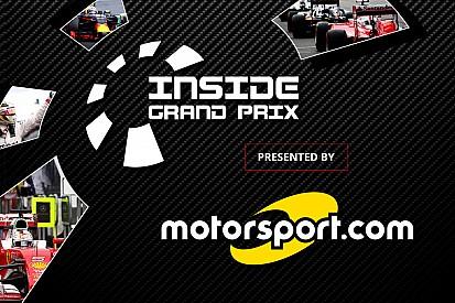 """Motorsport.com amplia l'accordo dei diritti in esclusiva per """"Inside Grand Prix"""""""