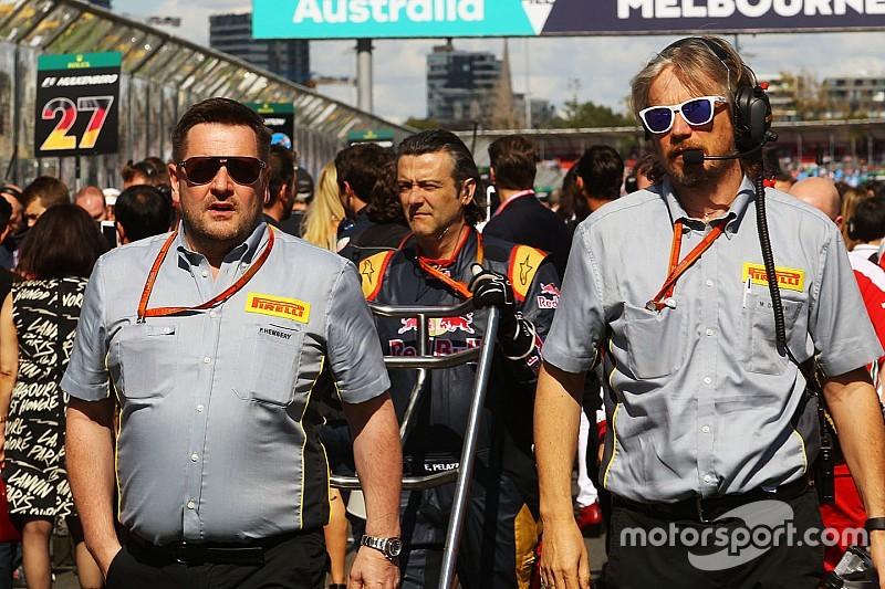 """""""Importante ver quién ha aprendido más en Australia"""", Pirelli"""
