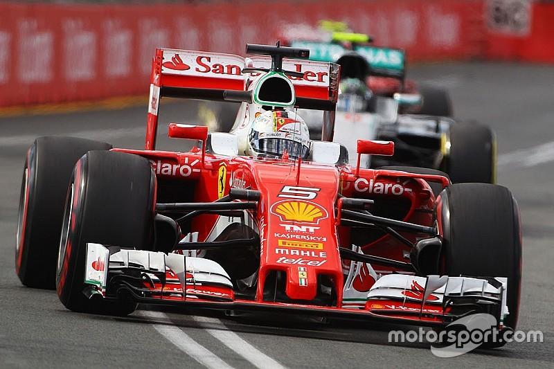 GP Bahrain: il sistema ibrido ora vale due secondi e mezzo al giro