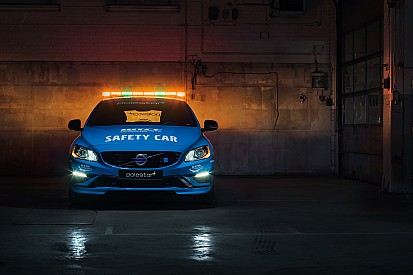 Dit is de Volvo V60 Polestar WTCC Safety Car