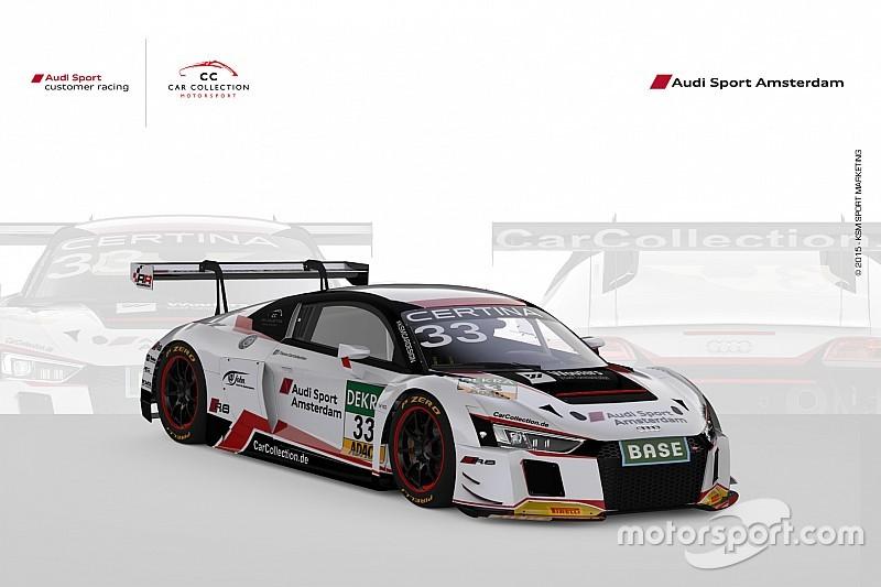Car Collection gibt Fahrer für das GT-Masters 2016 bekannt
