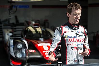 Davidson intéressé par un volant chez Jaguar