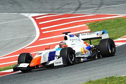 Kanamaru snelste tijdens F3.5-test, Visser P8