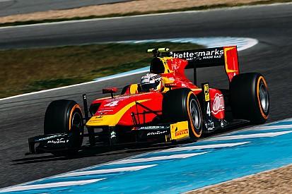 Jerez, J2 - King en tête, Marciello et Sirotkin dans le mur
