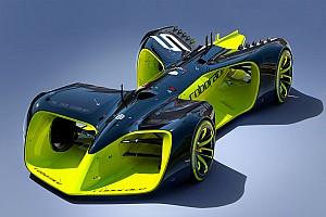 """سلسلة السيارات """"ذاتية القيادة"""" تكشف عن تصميم جديد لسياراتها"""