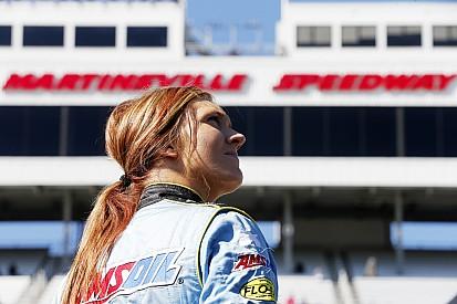 Martinsville: Drei Cousinen im NASCAR-Truck