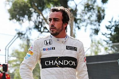 Officiel - Alonso forfait pour le GP de Bahreïn