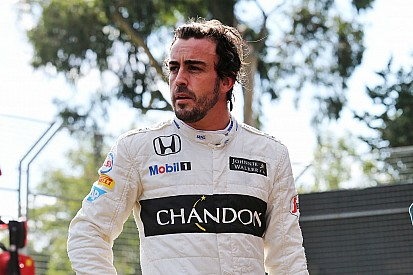 Alonso neemt niet deel aan Grand Prix van Bahrein