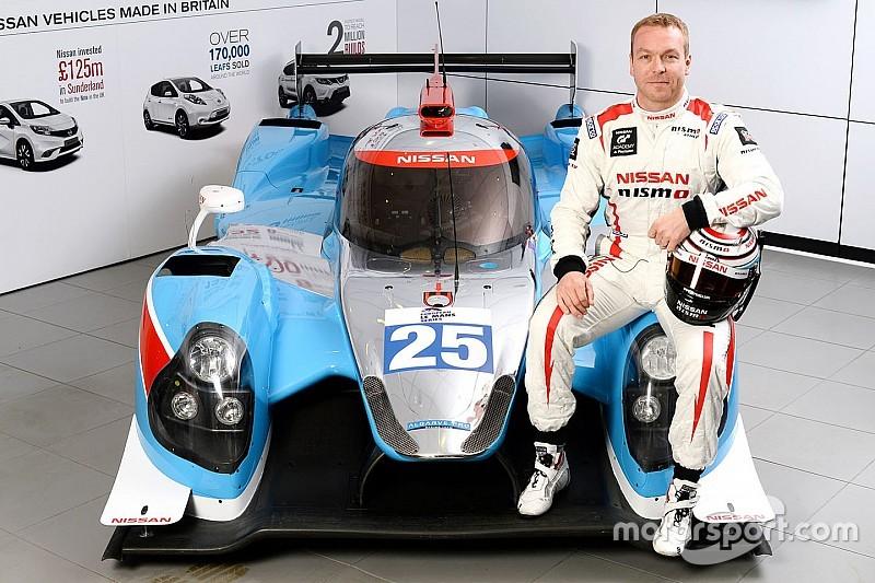Sir Chris Hoy participará en las 24 Horas de Le Mans con un LMP2
