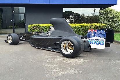 Retour de la Formule 5000 en Australie