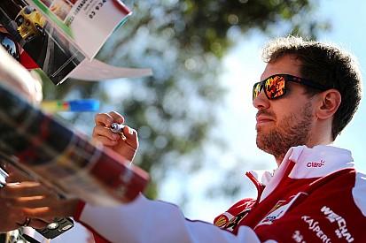 """Vettel: """"No podemos estar orgullosos por mantener la clasificación"""""""