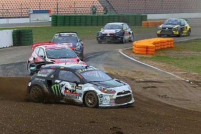 Vorschau: So sieht der Parcours der Rallycross-WM in Hockenheim aus