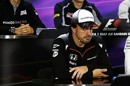 ¿Alonso, en la recta final?