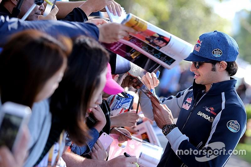 """Sainz: """"Ben niet in F1 gekomen om voor anderen aan de kant te gaan"""""""