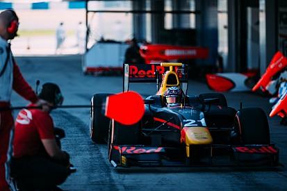 Racing Engineering车队横扫GP2赫雷兹测试