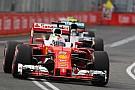 """Sebastian Vettel und Ferrari: """"Wir sind leider nicht die Favoriten"""""""