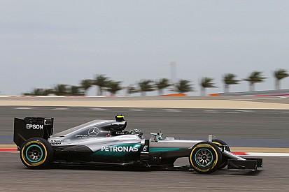 EL1 - Rosberg en tête, Ferrari évalue ses pneus