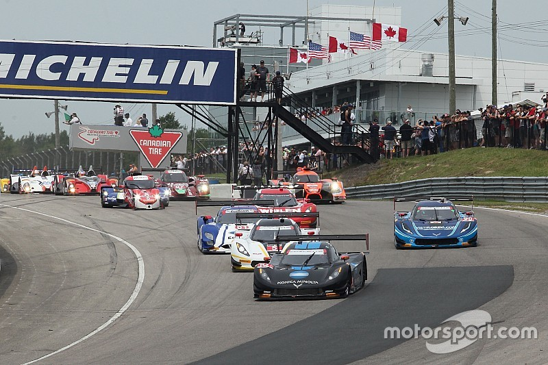 2016 major events schedule at Canadian Tire Motorsport Park