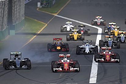 Para Kimi, boa largada da Ferrari em Melbourne foi exceção