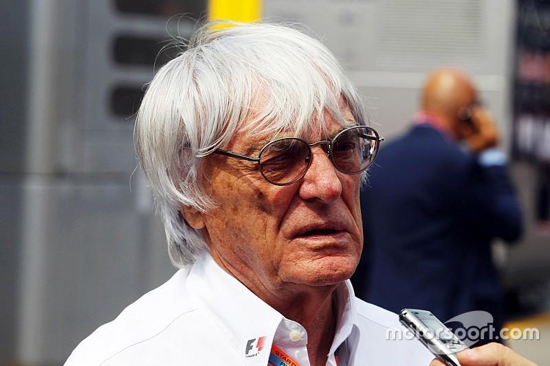Ecclestone quiere clasificación por sorteo o penalización de tiempo