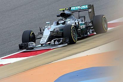 EL2 - Rosberg et Hamilton contrôlent devant... Button!